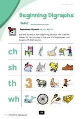 lots of initial consonant worksheets s blends sm sn and many