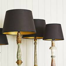 Coolest Table Lamp Good Table Lamps With Black Shades Black And Gold Retro Shades