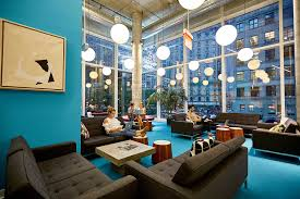 coworking and private offices at the yard herald square in nyc