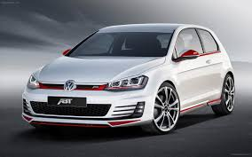 volkswagen gti wallpaper abt vw golf vii gti 2013 widescreen exotic car picture 01 of 4