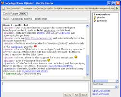 Chat Room by The Embarcadero Chat Server