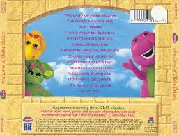 Credits To Barney And The by The Land Of Make Believe Barney Songs Reviews Credits Allmusic