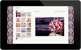 wedding planner website website design portfolio professional graphic and website