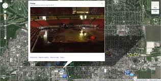 Google Maps Iowa David Runneals 2010 City Of Ames Flood Map