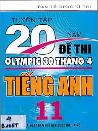 Tuyá ƒn tập 20 năm Ä'á  thi olympic 30 4 tiếng anh 11 2014