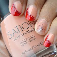 sation nail lacquer love at first byte swatches plus holiday spirit