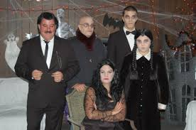 The Addams Family Halloween Costumes by Photos Halloween In Clarksville Clarksvillenow Com