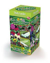 roll out flower garden shady garden kit garden innovations