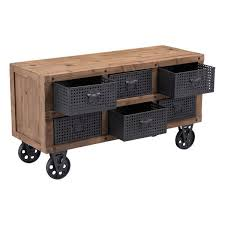 Rolling Storage Cabinet 8 Best Industrial Style Storage Cabinets Images On Pinterest