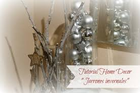 Home Decor Tutorial by Tutorial Home Decor Jarrones Invernales Navidad Youtube