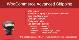 What Is Table Rate Shipping Woocommerce Advanced Shipping By Sormano Codecanyon