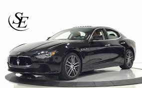 used maserati ghibli 2015 maserati ghibli s q4 awd 4dr sedan stock 22501 for sale