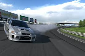 purple mitsubishi lancer lancer evolution v drifting by purpledragon1991 on deviantart