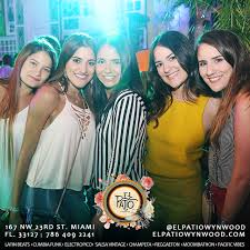 What Does El Patio Mean El Patio Wynwood Home Facebook