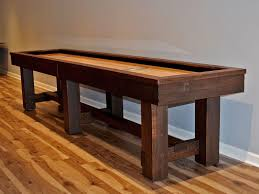 antique shuffleboard table for sale a guide to shuffleboard sizes and your homemcclure tables in bar