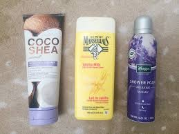 the sparkly life these 3 new body washes are awesome and