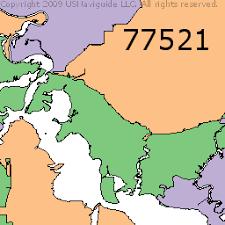 pasadena zip code map pasadena zip code boundary map tx