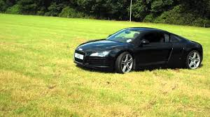 Audi R8 Old - 11 yr old kid ripping up a audi r8 supercar just for fun youtube