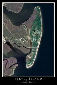 jekyll island map 7 best simons island maps images on