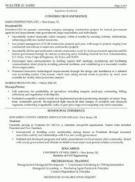 Resume Sample Vice President by Resumes Builder 20 Resume Builder Examples Free Resume Templates
