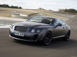 bentley dresses up new continental the bentley continental supersports is also the first bentley