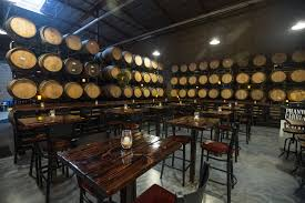 phantom carriage brewery grand opens with barrel aged party in
