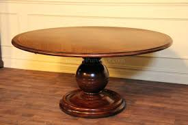 interior round pedestal dining table faedaworks com