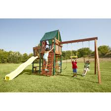 wooden swing sets outdoor play used pictures on captivating wooden