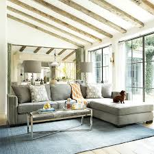 livingroom chaise luxury gray with chaise aldie nuvella sofa living room