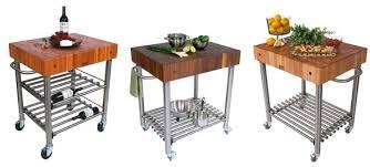 Boos Kitchen Islands Sale John Boos Cucina D U0027amico Butcher Block Wine Cart