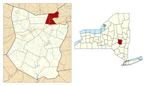 New York On Map Esperance Town New York Wikipedia