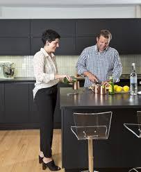 scavolini kitchens this scavolini dealer u0027s home kitchen will have you craving matte black