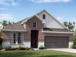 Cottages At Brushy Creek by The Holly 4004 Model U2013 3br 2ba Homes For Sale In Round Rock Tx