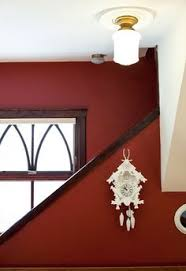 this color is benjamin moore raspberry truffle love this red