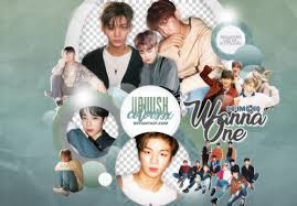 Wanna One Wanna One Png Pack 6 Nothing Without You By Upwishcolorssx On