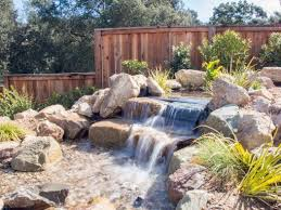Backyard Pond Images Custom Pond Installation In Los Angeles And Southern California