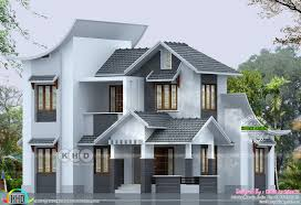 u20b935 lakhs cost estimated modern home kerala home design and