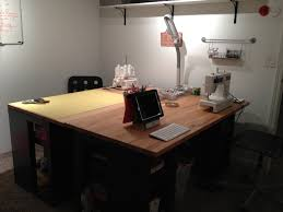 Craft Sewing Room - sewing room organizing tips love stitched
