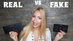 kat von d shade and light vault makeup with maria real vs fake kat von d shade plus light contour