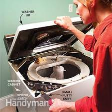how to repair a leaking washing machine family handyman