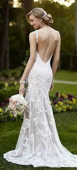 60 low back wedding dresses wedding dress lace wedding