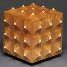 unique box unique sculpted wooden box lacewood and maple compartment