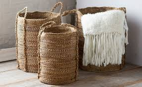 Basket Home Decor Eco Friendly Home Decor That U0027s As Beautiful As It Is Sustainable
