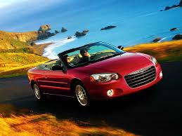 chrysler sebring convertible specs 2003 2004 2005 2006 2007