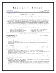 Best Resume For Quality Assurance by Manufacturing Engineer Resume Berathen Com
