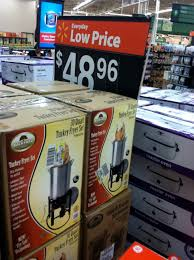 walmart ads for thanksgiving deep frying a turkey for thanksgiving tips supplies u0026 total cost