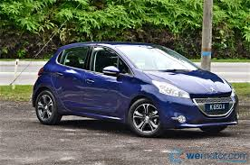 review all new 2013 peugeot 208 wemotor com