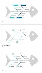 Template For Fishbone Diagram by 52 Best Keynote Elements For Presentation Images On Pinterest