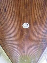 Beadboard Porch Ceiling by Bead Board On Ceiling Painted A Light Color And White Trim