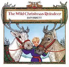 the reindeer jan brett 9780698116528